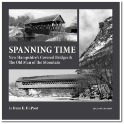 Spanning Time by Irene DuPont cover art
